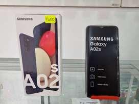 Samsung A02S 64Gb Garantía 1 Año con Boleta