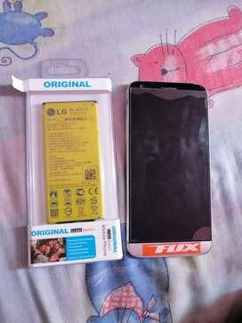 Vendo barato LG g5 doble bateria tiene fisura