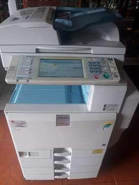 Copiadora Ricoh Aficio MP C5000