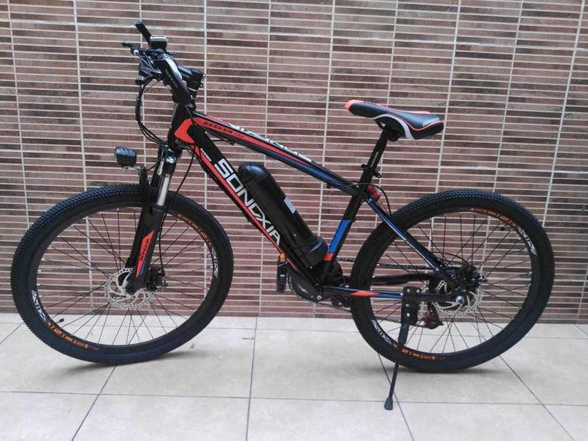 Bicicleta Eléctrica De Pedaleo Asistido Marca Songxia 0