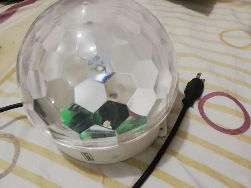 Bola strover luces 0