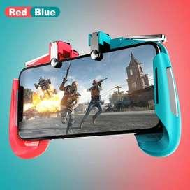 Gamepad Gatillero Multicolor Ak16 Free Fire Pugb Fornite