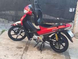 Vendo moto Zanella zb flama