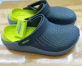 Crocs Lite Gris