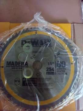 "Disco de sierra DEWALT DWA03120 10"" 60 dientes"