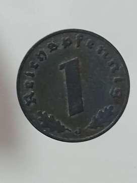 Monedas alemanas 1940-1943