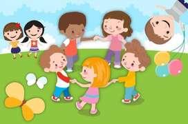 técnica en primera infancia cuidado de niños y niñas