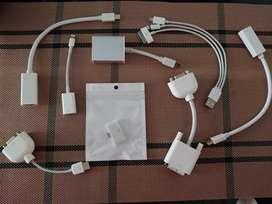 Sets de cables para iPhone y IMac - Convertidores HDMI - VGA