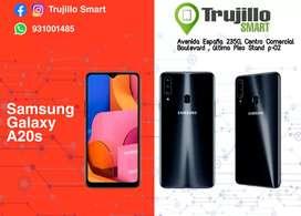 Samsung Galaxy A20s 32 Gb Caja Sellada Garantía