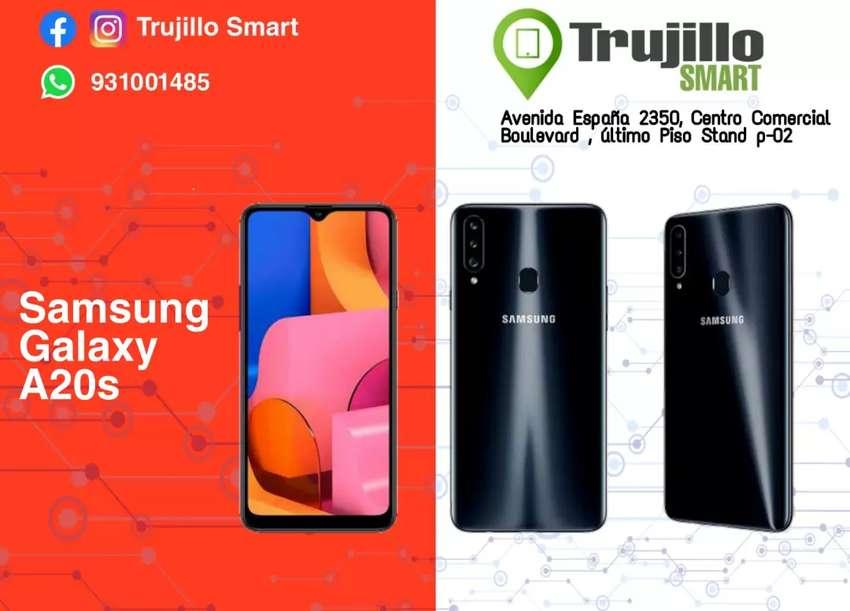 Samsung Galaxy A20s 32 Gb Caja Sellada Garantía 0