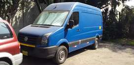 VW CRAFTER PANEL 2012/ 19MIL KM