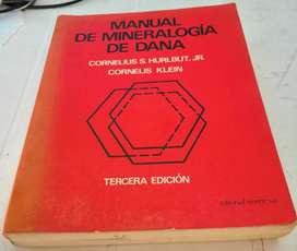 MANUAL DE MINERALOGIA DE DANA