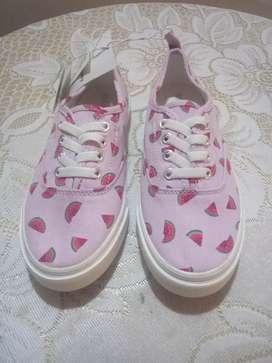 Zapatos niña americanos old navy