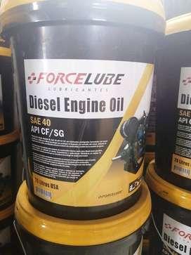 Venta de aceites