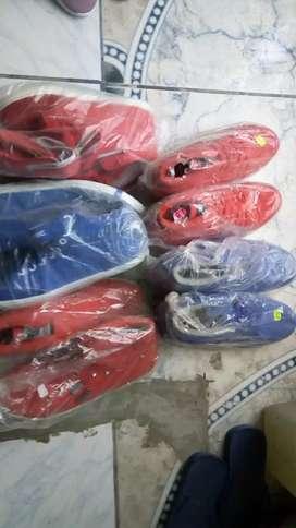 Lote de zapatilla nuevas saldo remato x 100 soles 4 pares