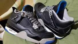 Jordan retro 4 originales talla 39