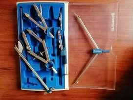 Compas de precisión  - Staedtler Germany