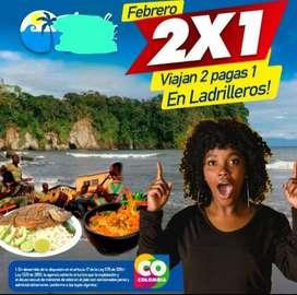 LADRILLEROS 2X1 EN FEBRERO 2020 A 328.000 TEL 4006840