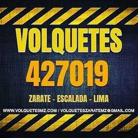 MZ Beto Volquetes en Zarate
