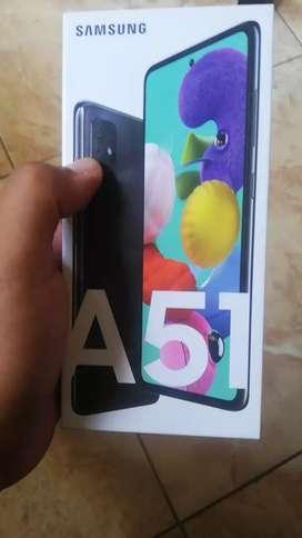 Samsung galaxy A51 black 128 gb