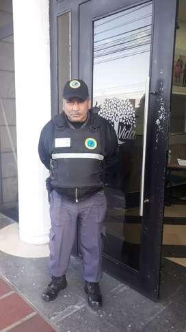 Guardia de Seguridad Camaronera Duran