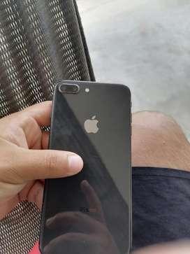 Vendo iphone 8 plus de 256 gb