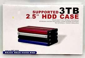 Caja Externa 2.0 para disco duro 2,5 o SSD