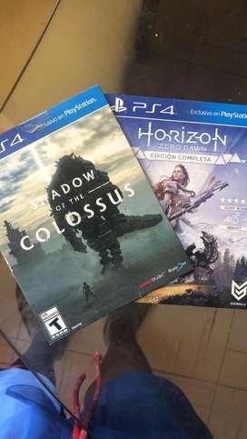 Se vende un juego de PlayStation 4