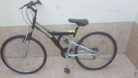 VENDO BICI DOBLE SUSPENSION