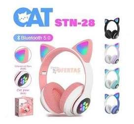 Audifono de gato inalámbricos