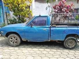 Vendo pick UP de los buenos $1800 negociable