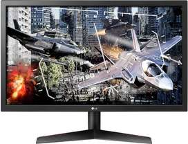 !!SUPER PROMOCION!! Monitor LG 24gl600f Gaming Ultragear De 24 Pulgadas 144hz 1ms, Nuevo Original