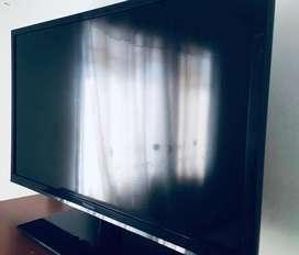 televisor en full estado