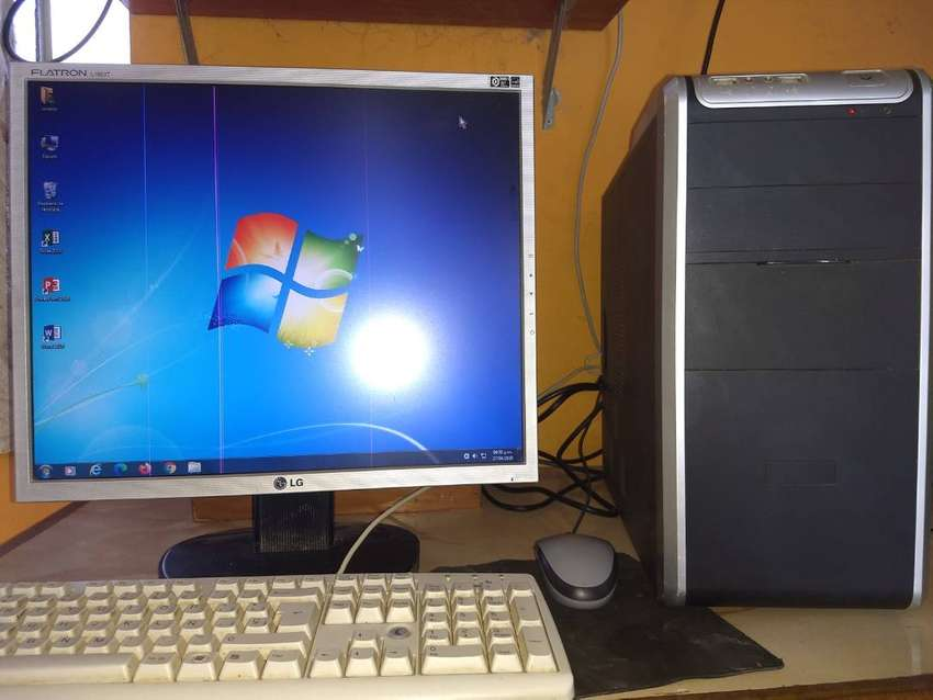 Computadora  Phenom II X2 (X4), 4GB RAM DDR3, 500GB Disco 0