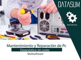 Piezas de Laptops y mantenimiento