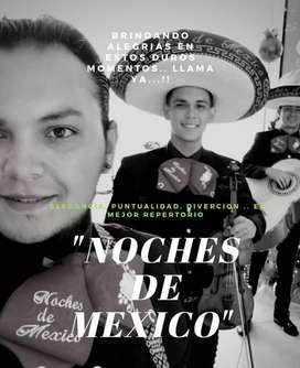Serenatas Mariachis Noches de Mexico en Machachi