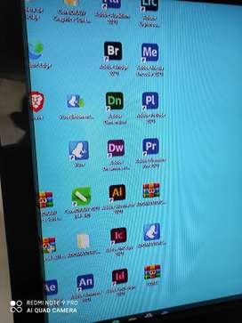Reparación, actualización, mantenimiento, de computadoras de escritorio y portátil. Desde 25000