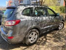 Hyundai santa fe 7 asientos diesel automatica primera mano