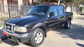 Vendo Ford Ranger D/C mod 2006 XLT 4x4 HARDRIVE 3.0 Powerstroker