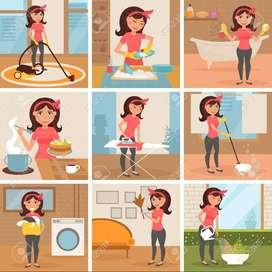 Limpio casas, departamentos o cuartos