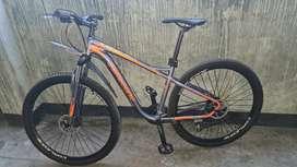 Bicicleta muy económica