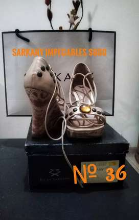 SARKANY IMPECABLES