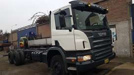 Camion Scania 2011