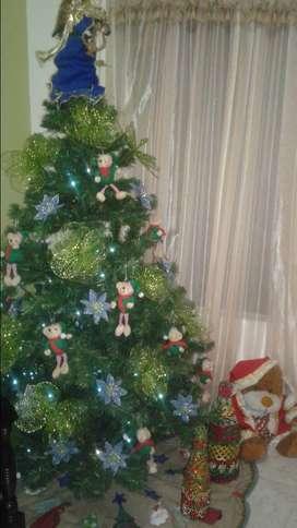 árbol de Navidad 1.60
