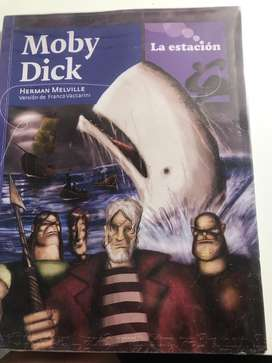 """Libro """"Moby Dick"""""""