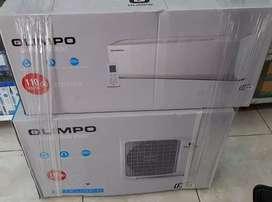 Aire Olimpo 9000 btu 110 voltio