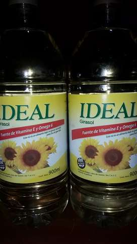Aceite ideal 900ml
