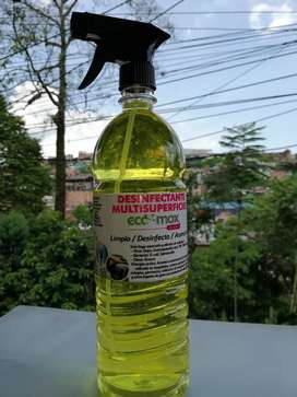 Desinfectante de litro