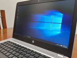 Hp Probook G4 440 Core I7 7ta Ssd(solido)480gb 8ram.