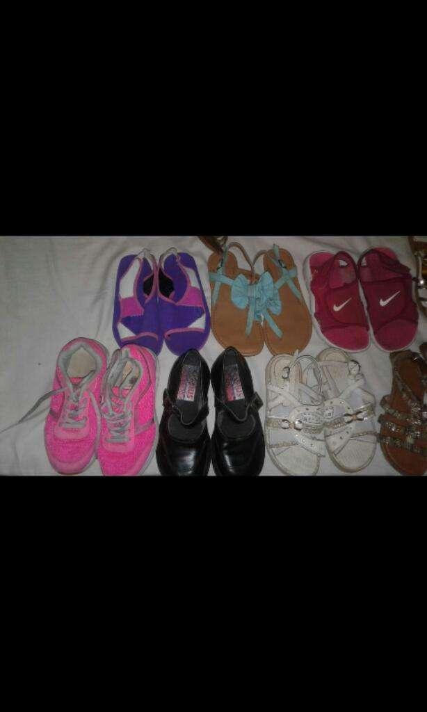 Vendo Zapatos Usados de Niña Baratos 0
